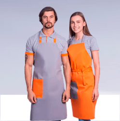 Передник для повара