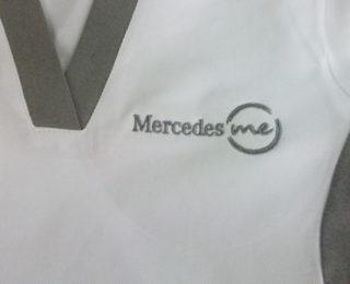 вышивка логотипа на поло