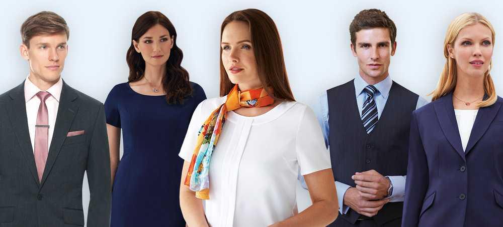 Корпоративный стиль одежды – способ заявить о ценностях бренда