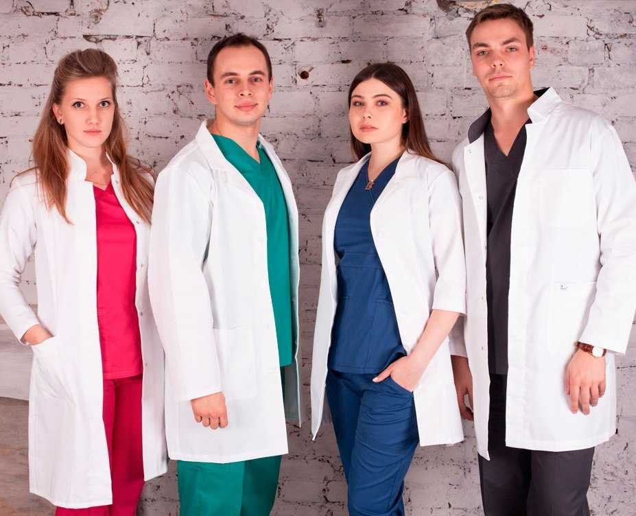 Форма одежды для врача. Требования к материалам и актуальные тенденции