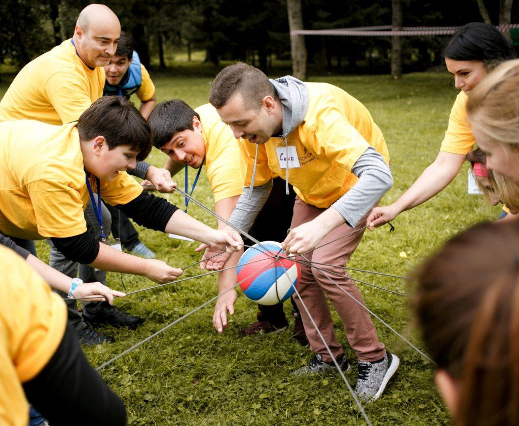 Футболки для команды на заказ для спортивных мероприятий и тимбилдинга