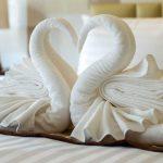 полотенца в гостиницы